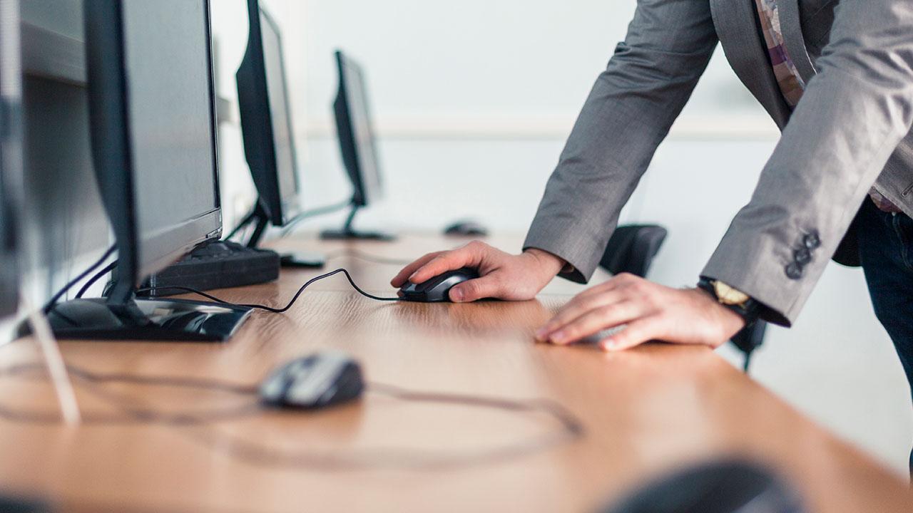 آموزشگاه کامپیوتر چکاوک یزد